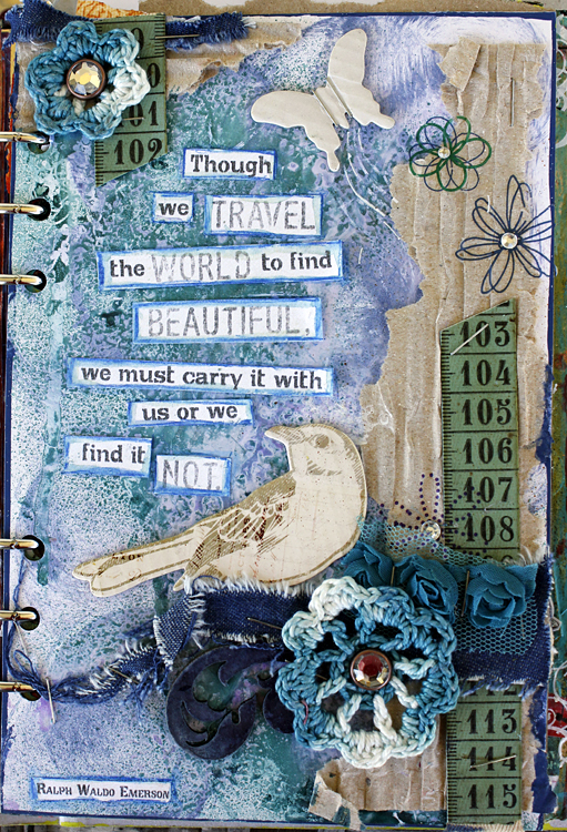 To find beautiful